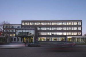 Generalsanierung Verwaltungsgebäude Hetzel